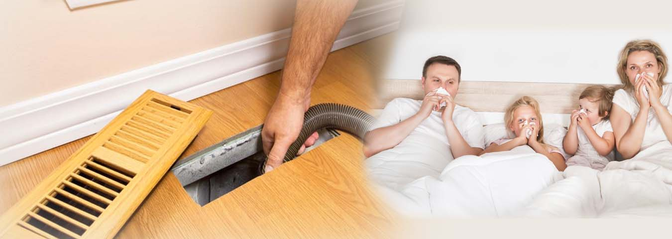 Professional Duct Cleaning Services Edmonton