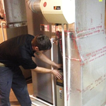 Furnace Cleaning guys