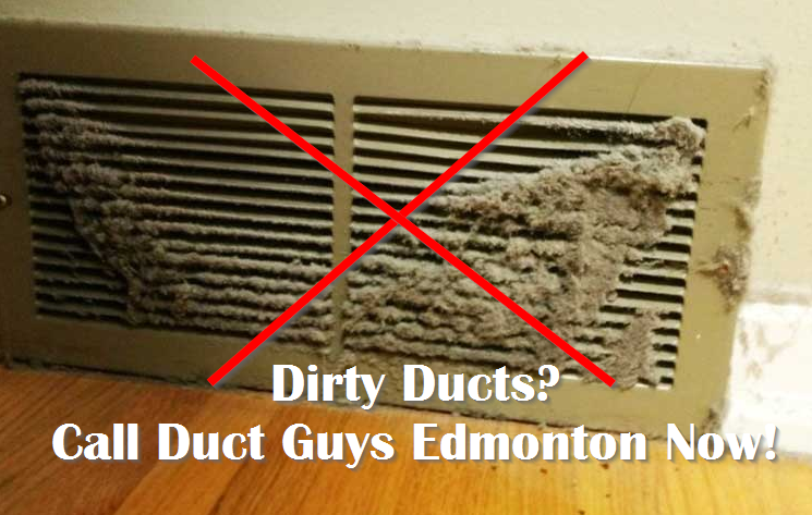 Really dirty duct